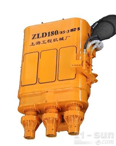 上工机械ZLD180/85-3-M2-S三轴式连续墙钻孔机