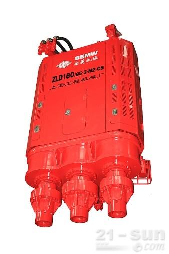 上工机械ZLD180/85-3-M2-CS三轴式连续墙钻孔机