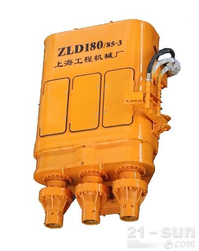 上工机械ZLD180/85-3三轴式连续墙钻孔机