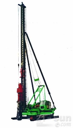 上工机械JBY80A液压步履式桩架