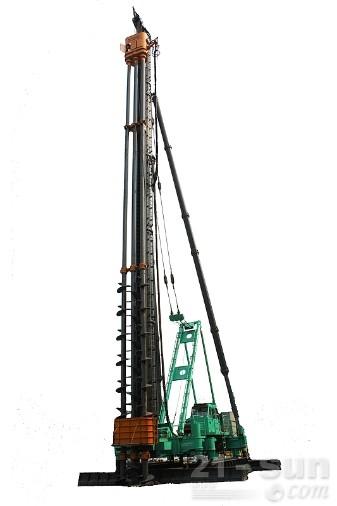 上工机械JB160液压步履式桩架