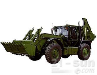 詹阳动力GDG130挖掘装载机