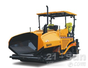 三一SAP120CA履带式摊铺机