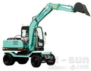 新源机械65W-7A轮式挖掘机