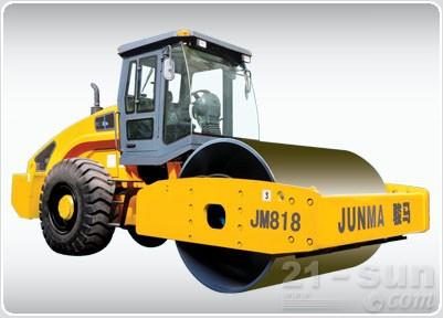 江苏骏马JM814,JM816,JM818,JM820型振动压路机振动压图片