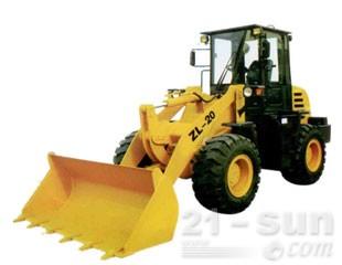 甘肃宝龙ZL-20轮式装载机图片