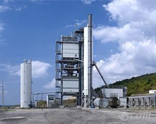 安迈Uniglobe 320 t/h沥青混合料搅拌设备图片