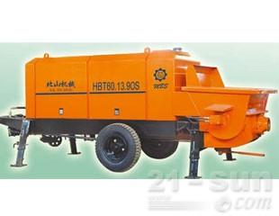 北山机械HBT6060.13.90S输送泵图片