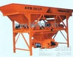 北山机械PLD混凝土配料机图片