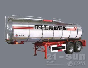 达刚DGL9350GLQ25液罐车