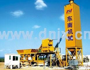 东南机械YHZS/HZS移动式混凝土搅拌站