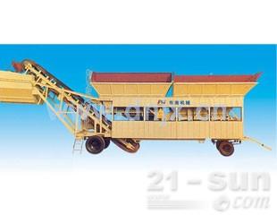 东南机械WBSY稳定土厂拌设备