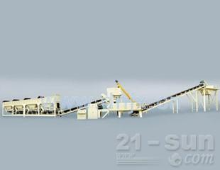 东南机械DWBS稳定土厂拌设备