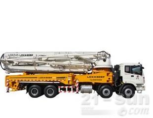 雷萨重机BJ5393THB-1混凝土泵车