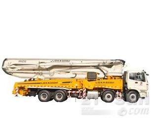 雷萨重机BJ5410THB-1混凝土泵车