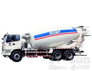 雷萨重机12F混凝土搅拌运输车