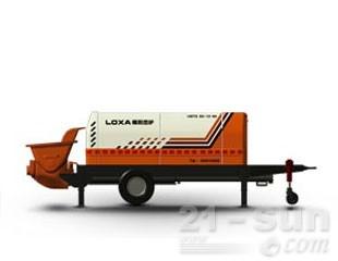 雷萨重机HBT080SC18181拖泵图片