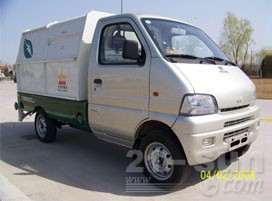 扫地王TSW5022ZLJ自卸式垃圾车