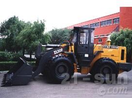 沈阳山河ZL50F轮式装载机