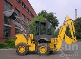 沈阳山河WZ25-20挖掘装载机图片