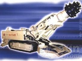 沈阳山河EBZ160连续采煤机和隧道掘进机