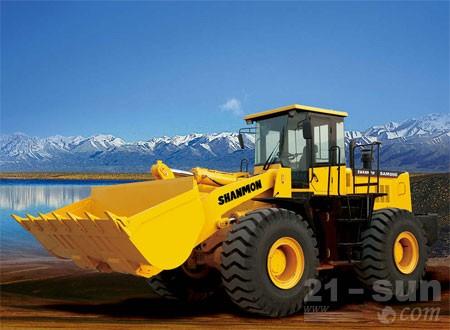 山猛机械SAM866轮式装载机