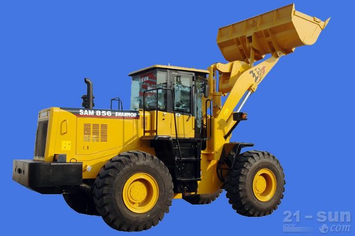 山猛机械SAM856轮式装载机