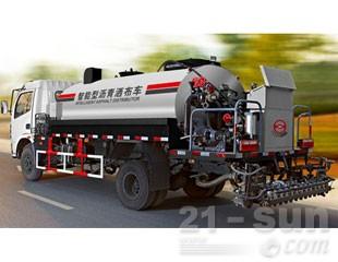 杭州市政EQ1090T9ADJ3AC/CY4102-C3C智能型沥青洒布车图片