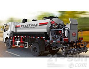 杭州市政EQ1090T9ADJ3AC/CY4102-C3C智能沥青洒布车图片