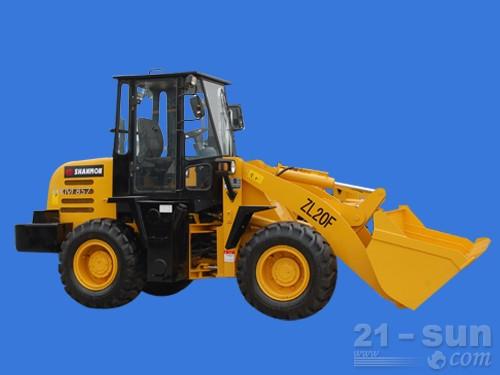 山猛机械ZL20F轮式装载机