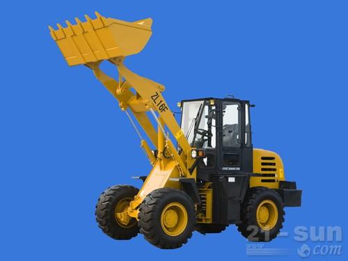 山猛机械ZL16F轮式装载机