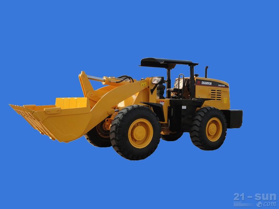 山猛机械SAM836轮式装载机