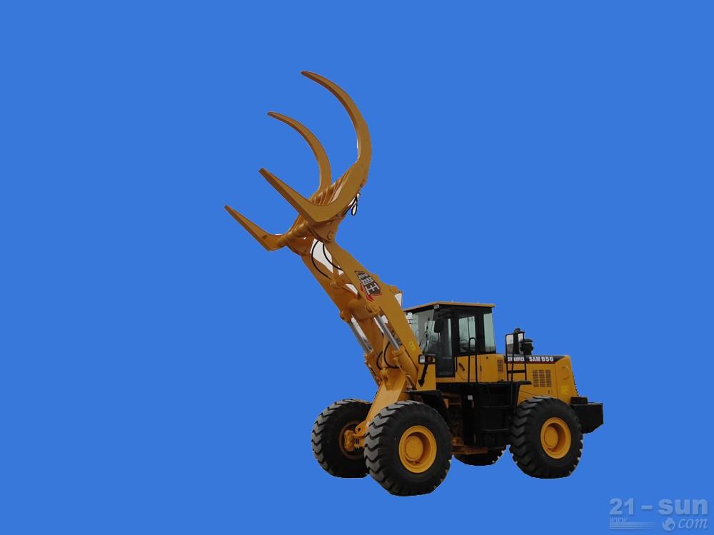 山猛机械SAM856抓木机
