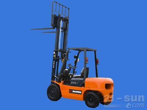 山猛机械CPC30机械传动叉车