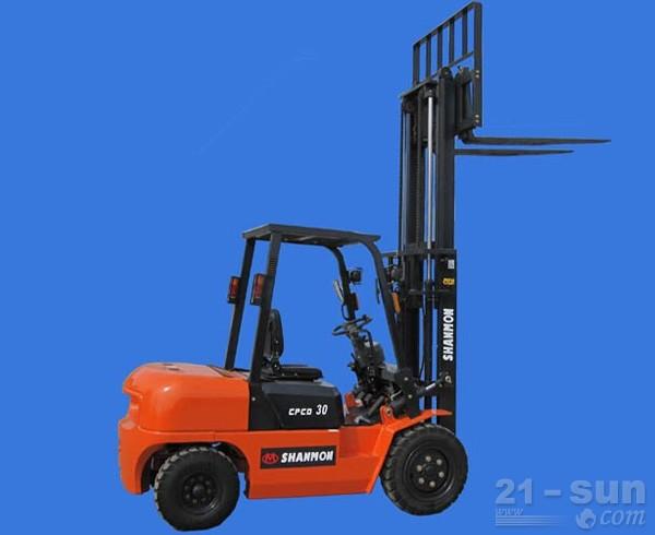 山猛机械CPCD30电液传动叉车