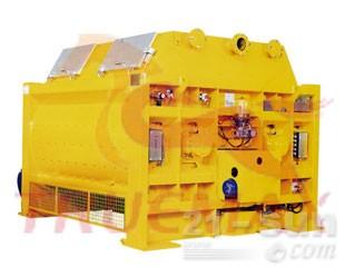 信瑞重工TM1000/1500/2000/3000/4000双卧轴混凝土搅拌
