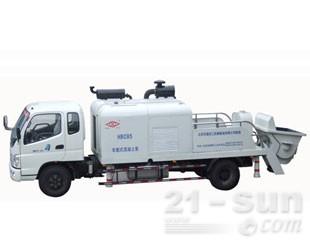 华强京工HBC85车载泵