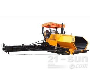 华强京工LTU120Z混凝土摊铺机