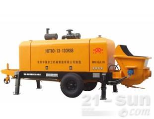 华强京工HBT80.13.130RSB输送泵(柴油)