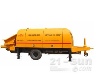 华强京工HBTS90-21-180GT输送泵