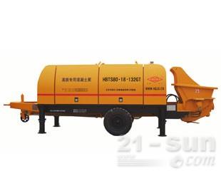 华强京工HBTS80-18-132GT输送泵