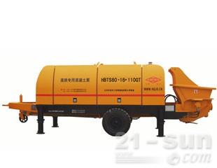 华强京工HBTS60-16-110GT输送泵
