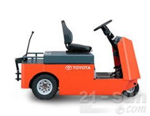丰田CBT4.6电动牵引车