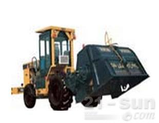 华山YWB230全液压轮式稳定土拌和机