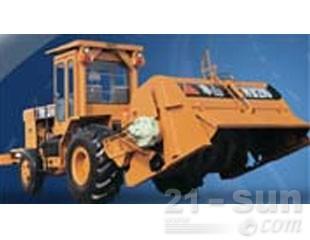 华山YWB210全液压轮式稳定土拌和机图片