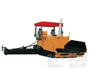 华山LWTU90/LWTU90B/LWTU75/LWTU75B混凝土摊铺机图片