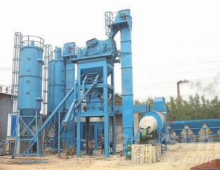 华山LQG1500/2000强制间歇式沥青混合料搅拌设备图片