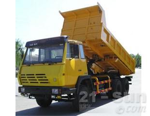 华山SX3254BM294自卸卡车