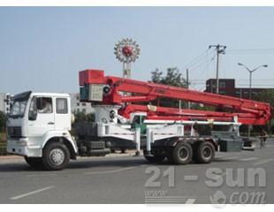 建研机械LXH5240THB布料杆