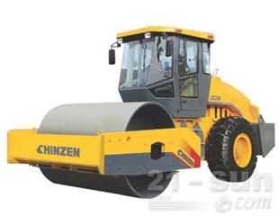 金正神力JZZ20单钢轮压路机
